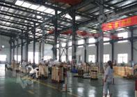 生产中的烟台scb10干式变压器